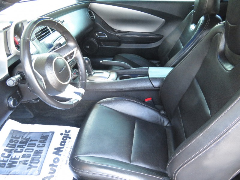Chevrolet Camaro 2010 price $14,599