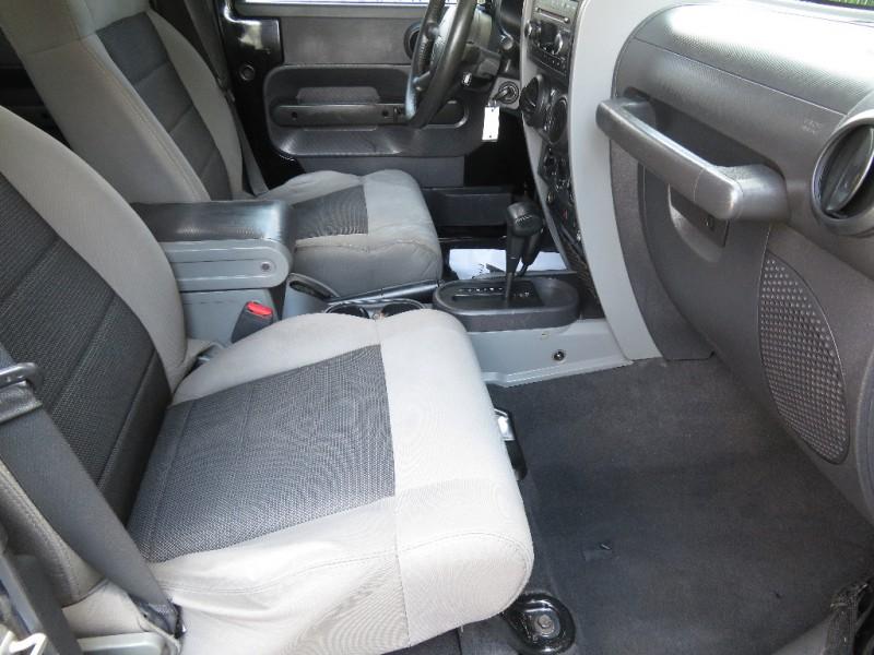 Jeep Wrangler Unlimited 2009 price $16,490