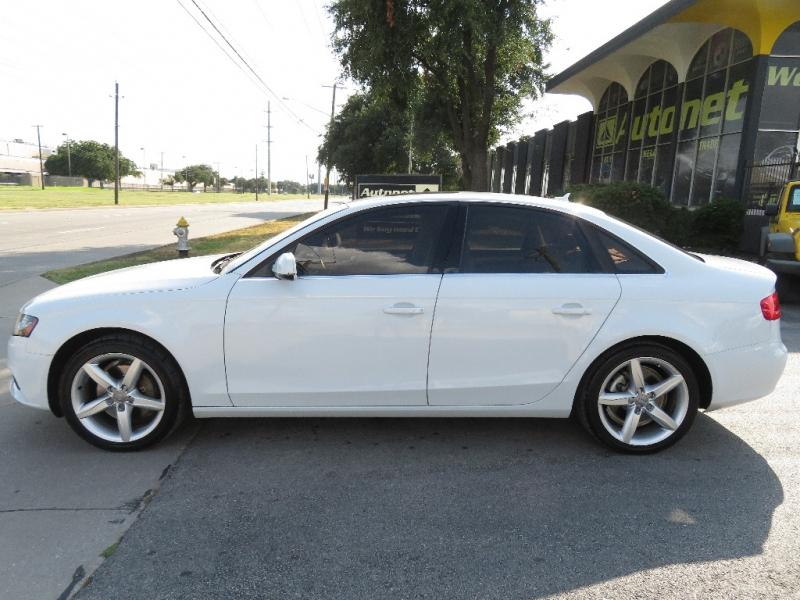 Audi A4 2012 price $10,890