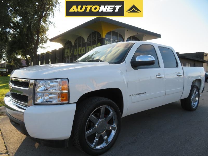 Chevrolet Silverado 1500 2007 price $7,590