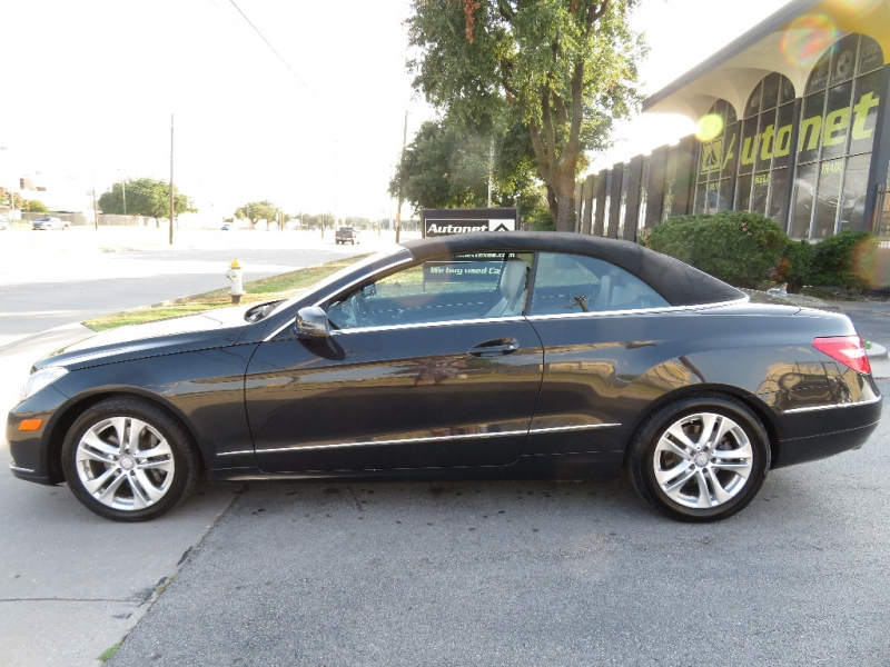 Mercedes-Benz E-Class 2011 price $13,595