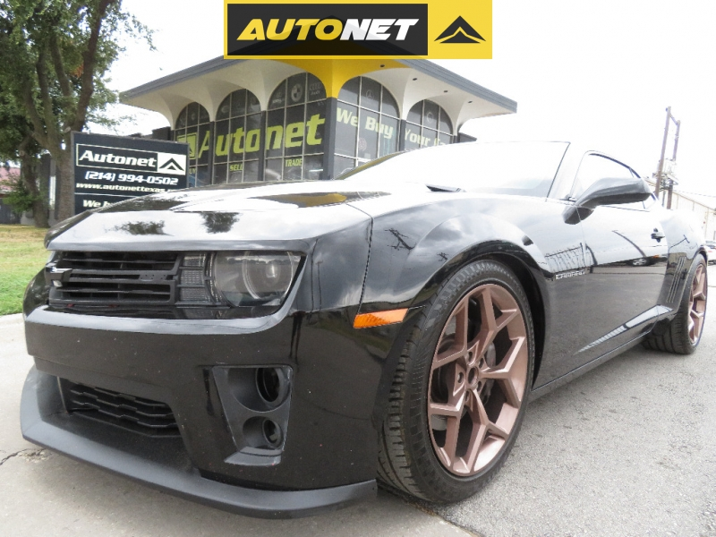 Chevrolet Camaro 2010 price $13,499