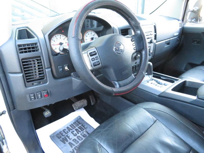Nissan Titan 2011 price $14,890