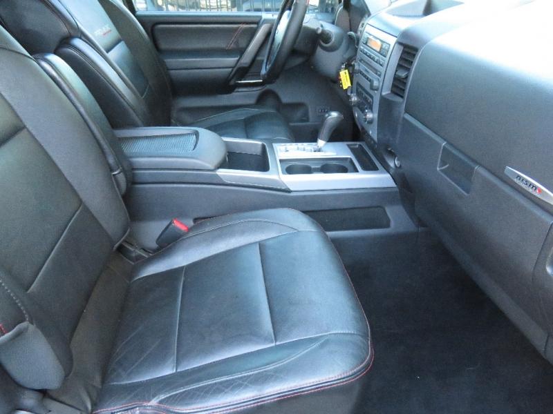 Nissan Titan 2011 price $12,890