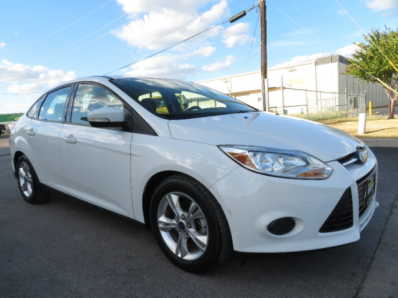 Ford Focus 2014 price $6,410