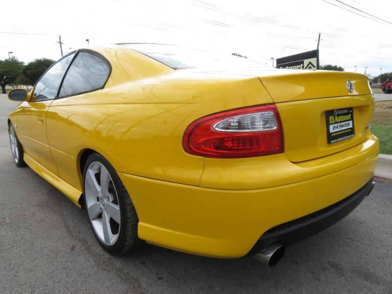 Pontiac GTO 2005 price $10,995