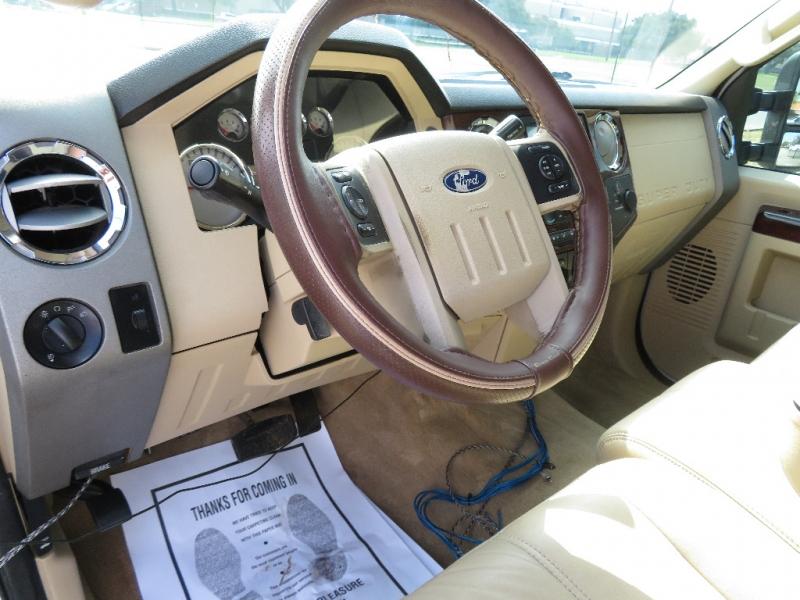 Ford Super Duty F-250 SRW 2008 price $8,999