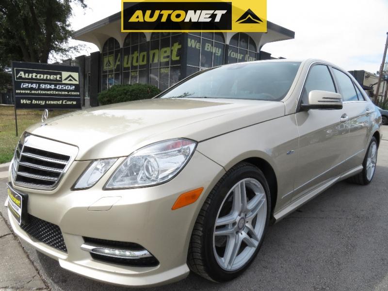 Mercedes-Benz E-Class 2012 price $12,899