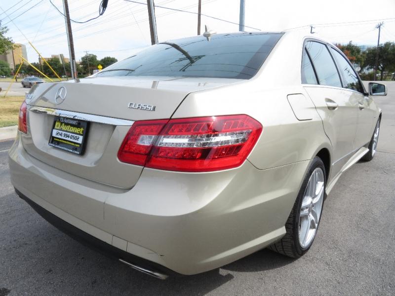 Mercedes-Benz E-Class 2012 price $14,590