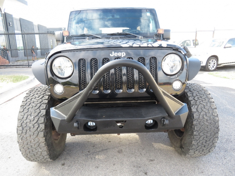 Jeep Wrangler Unlimited 2010 price $17,890