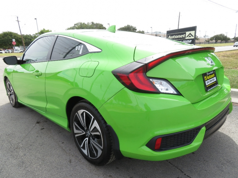 Honda Civic Coupe 2017 price $14,995
