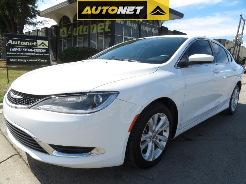 Chrysler 200 2016 price $6,999