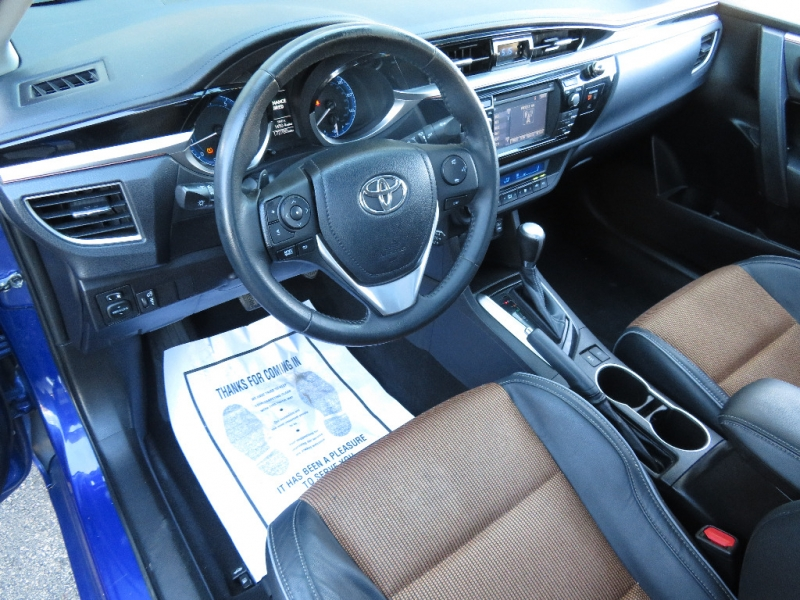 Toyota Corolla 2014 price $8,590
