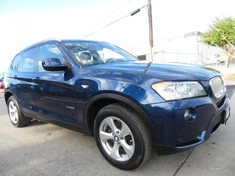 BMW X3 2012 price $12,999