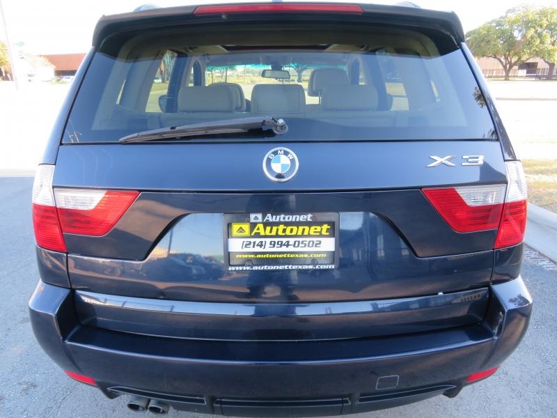 BMW X3 2010 price $6,590