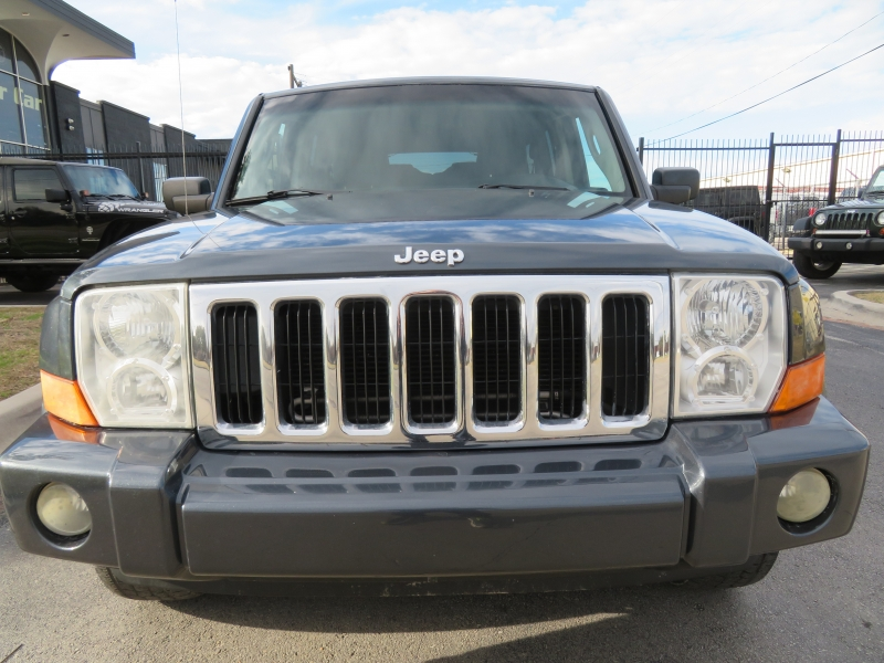 Jeep Commander 2007 price $5,995