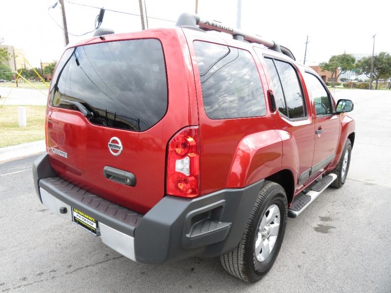 Nissan Xterra 2011 price $6,999