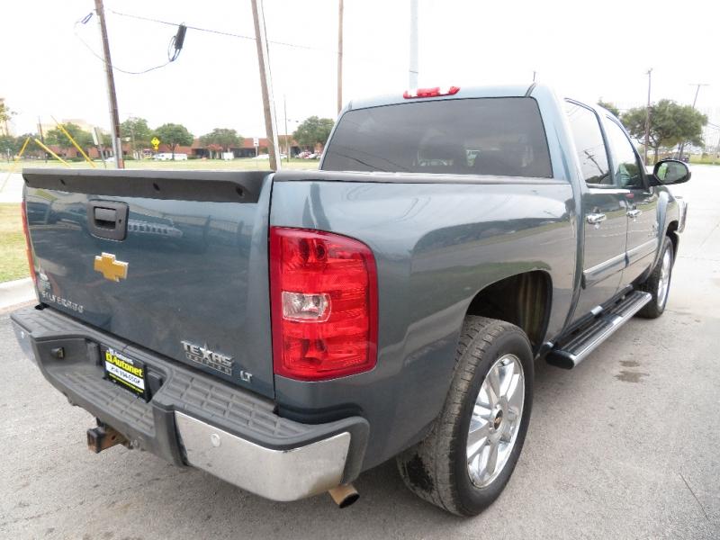 Chevrolet Silverado 1500 2012 price $10,980