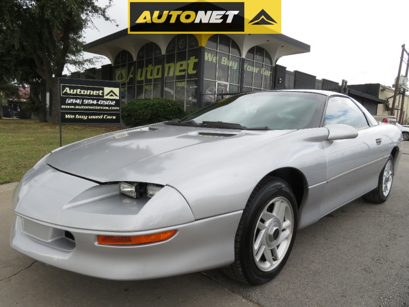 Chevrolet Camaro 1995 price $3,290