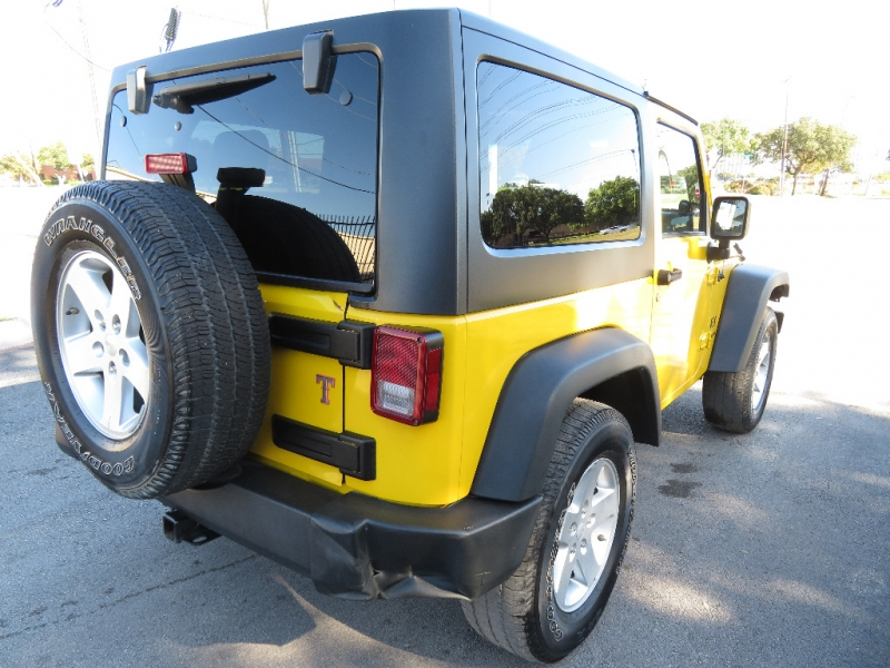Jeep Wrangler 2008 price $12,999