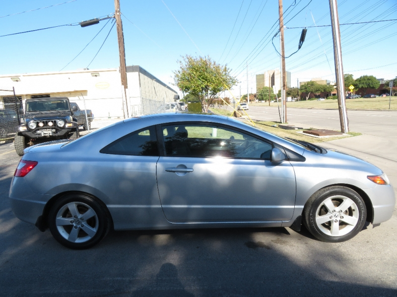Honda Civic Cpe 2006 price $6,595