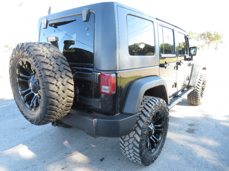 Jeep Wrangler 2008 price $16,890
