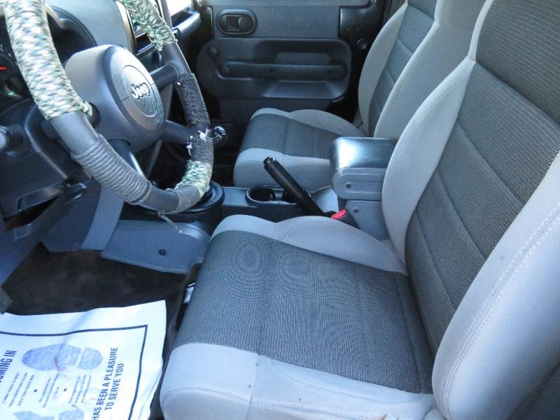 Jeep Wrangler 2007 price $11,890