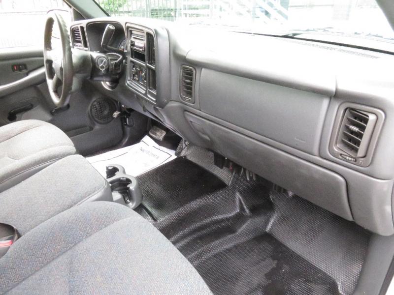 Chevrolet Silverado 1500 Classic 2007 price $5,490