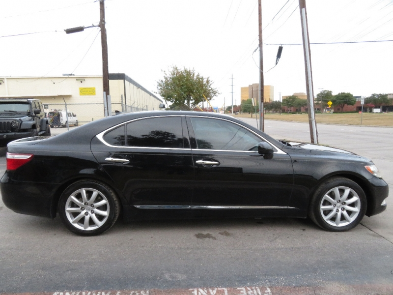 Lexus LS 460 2008 price $8,490