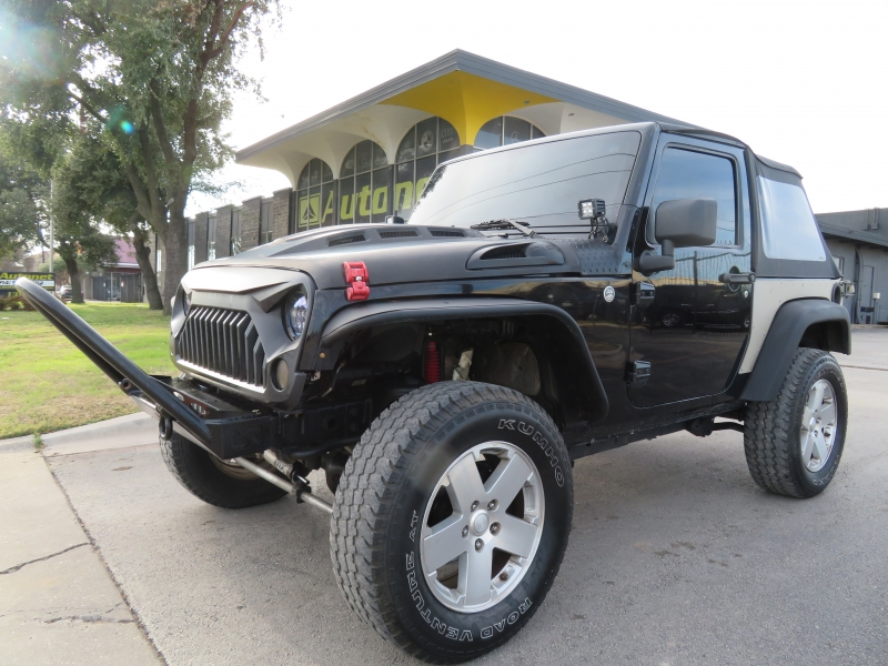 Jeep Wrangler 2013 price $14,899