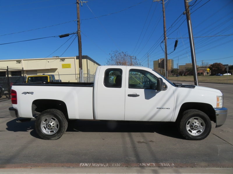 Chevrolet Silverado 2500HD 2013 price $11,899