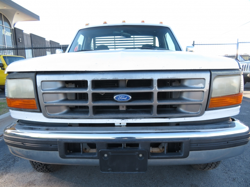 Ford F-350 Chassis Cab 1997 price $4,490