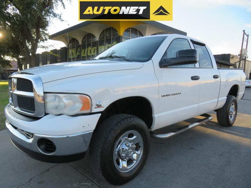 Dodge Ram 2500 2005 price $8,999