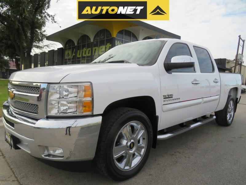 Chevrolet Silverado 1500 2013 price $9,980