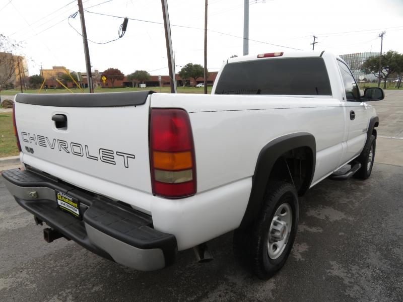 Chevrolet Silverado 2500HD 2001 price $3,890