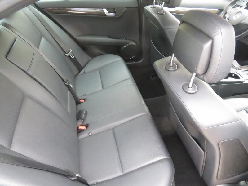 Mercedes-Benz C-Class 2008 price $8,850