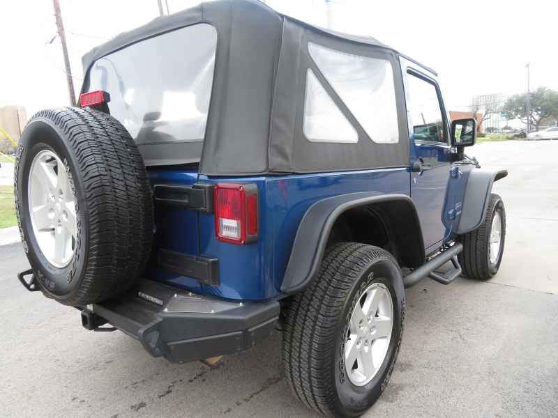 Jeep Wrangler 2010 price $14,595