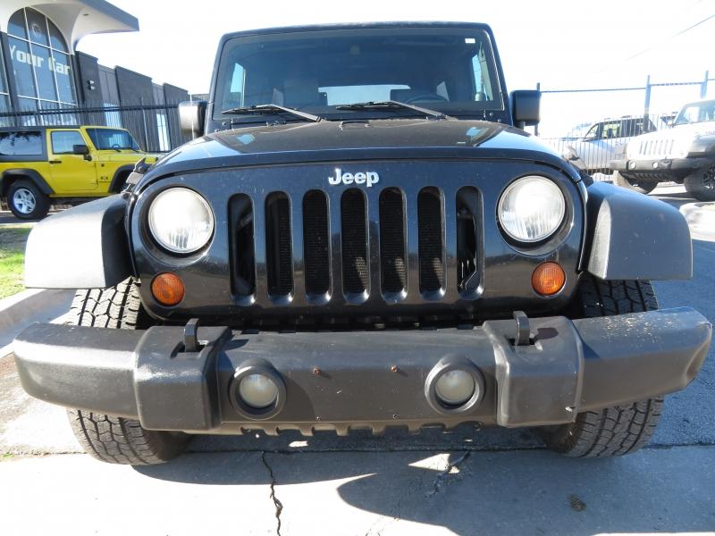 Jeep Wrangler 2007 price $10,590