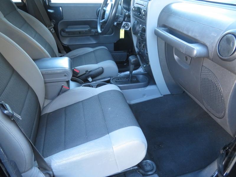 Jeep Wrangler 2007 price $10,890