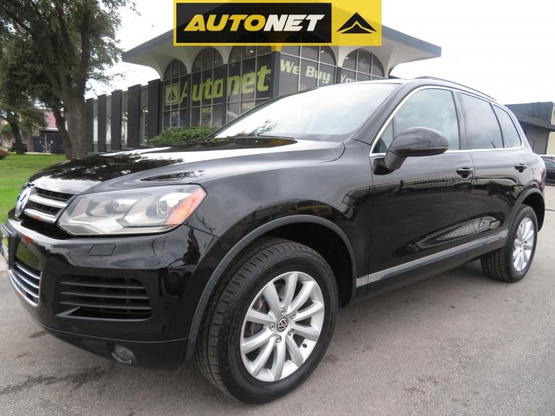 Volkswagen Touareg 2011 price $9,590