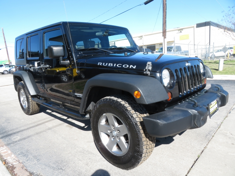 Jeep Wrangler Unlimited 2010 price $15,950