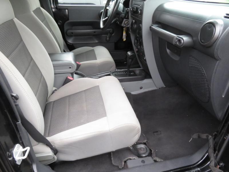 Jeep Wrangler Unlimited 2009 price $11,890