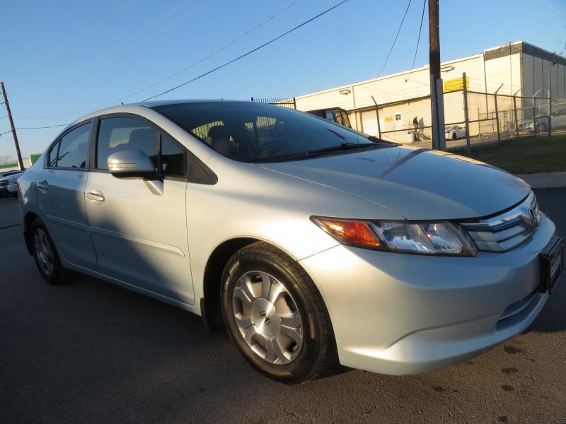 Honda Civic Hybrid 2012 price $7,890