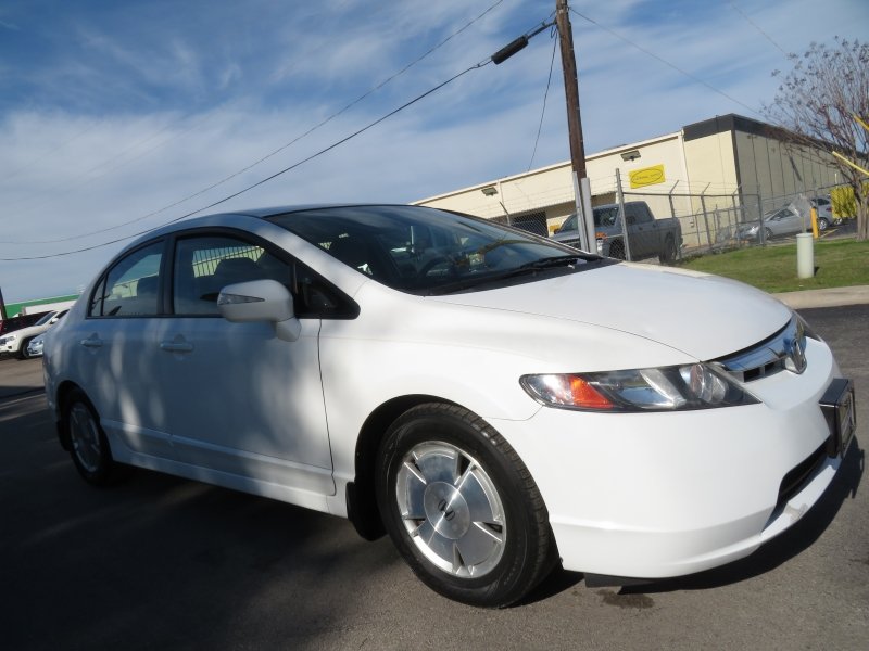Honda Civic Hybrid 2008 price $5,995