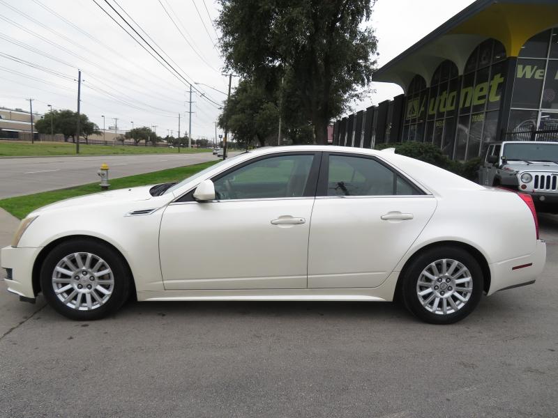 Cadillac CTS Sedan 2010 price $5,490