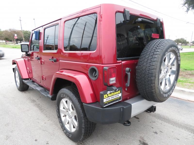 Jeep Wrangler Unlimited 2013 price $17,890