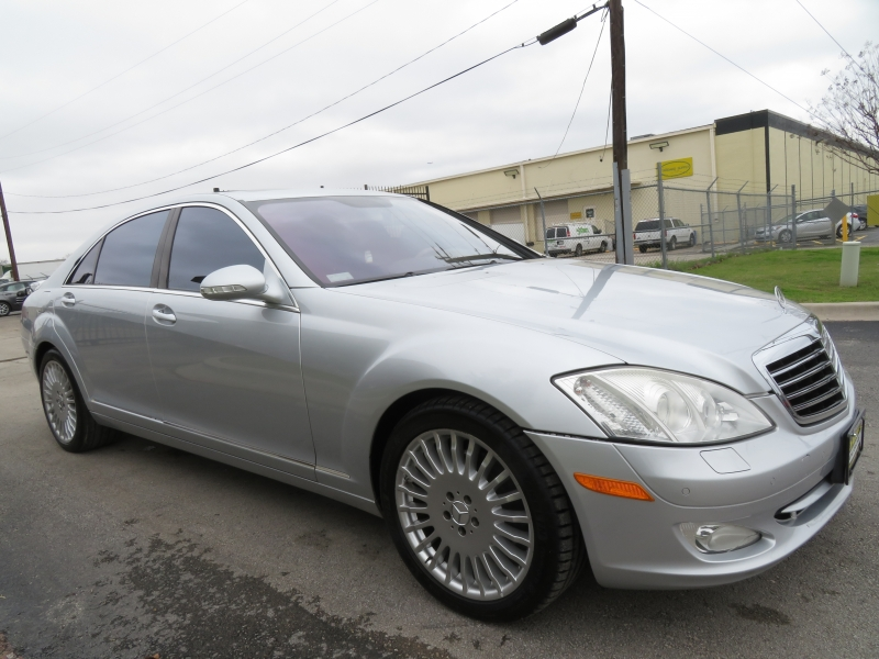 Mercedes-Benz S-Class 2007 price $7,980