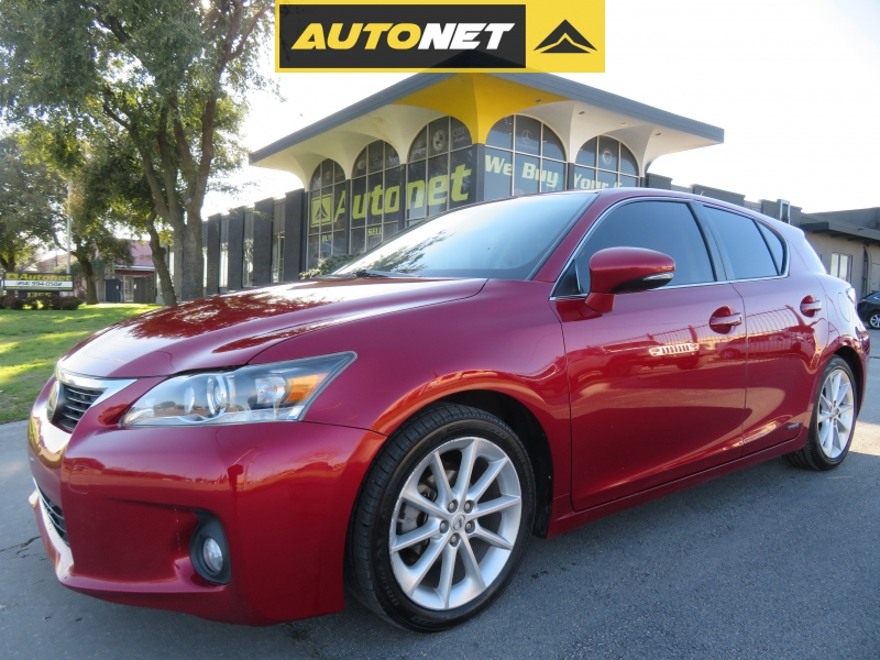 Lexus CT 200h 2012 price $7,999