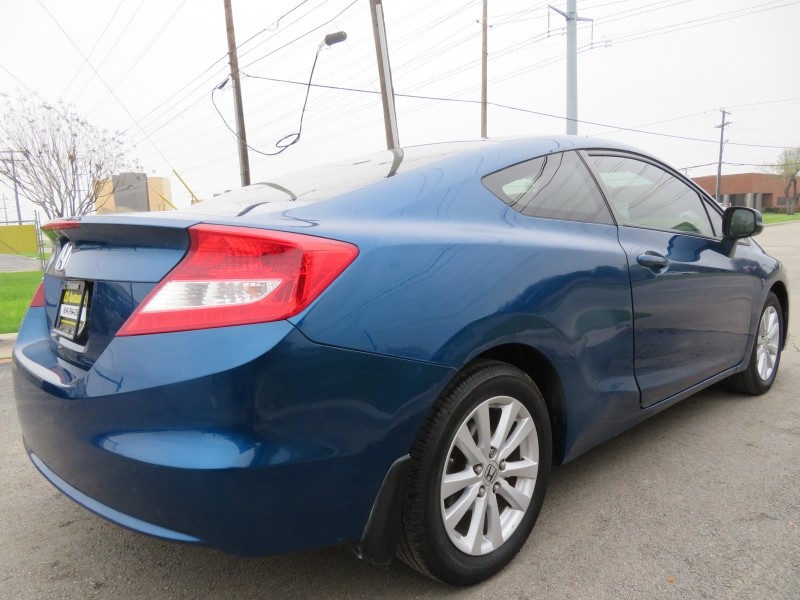 Honda Civic Cpe 2012 price $5,995