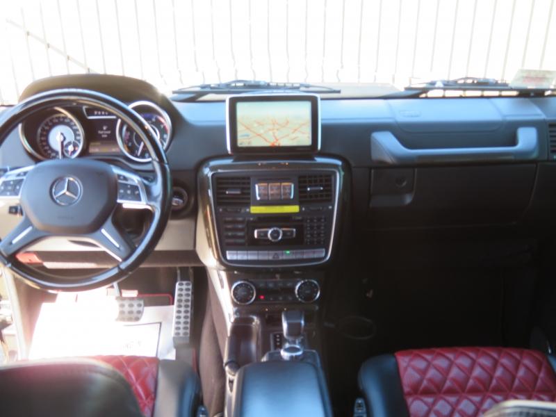Mercedes-Benz G-Class 2014 price $75,950